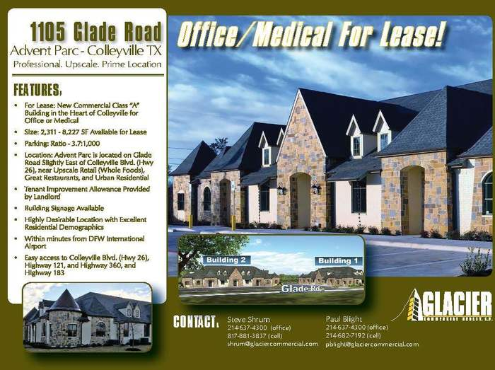 http://glaciercommercial.s3.amazonaws.com/production/photos/images/8633/original/1105_Glade_Road_Colleyville_For_Lease_Flyer_Page_1.jpg?1490114516