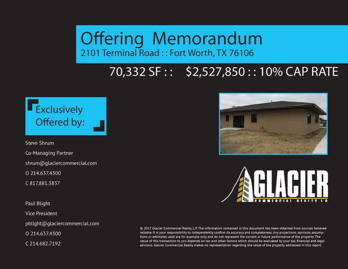 http://glaciercommercial.s3.amazonaws.com/production/photos/images/8651/original/New_Final_New_Offering_Memorandum_2101_Terminal_Road__Fort_Worth_TX_76106__Page_8.jpg?1498667676